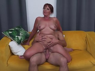 taboo sex with hot mature mom and son